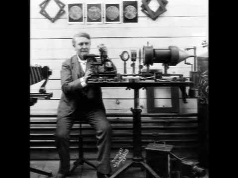 Thomas Edison Inventor Trump