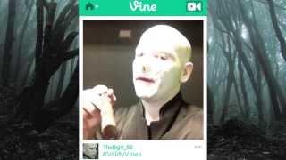 Repeat youtube video Voldemort's Vines!!