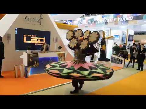 Шоу Танура - национальный египетский танец с юбками. Завораживающее зрелище!