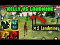 Kelly VS Lamdmine  Garena Free Fire