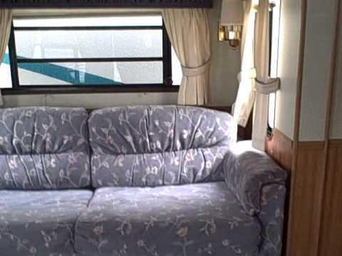 Jayco Fifth Wheel >> 1988 Jayco 32' Jaycrane 5th wheel - YouTube