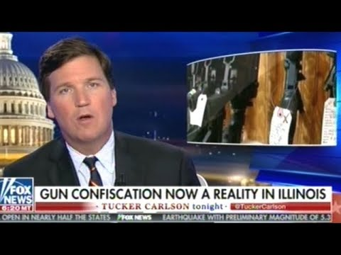 """""""GUN CONFISCATION BECOMES A REALITY IN ILLINOIS!"""""""