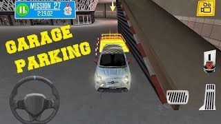 Multi Floor Garage Driver Mission 26-30 Gameplay