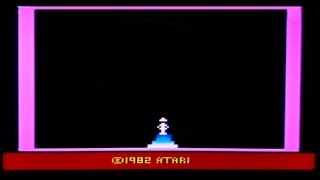 Raiders of the lost Ark(Atari2600) Speedrun - Without dying
