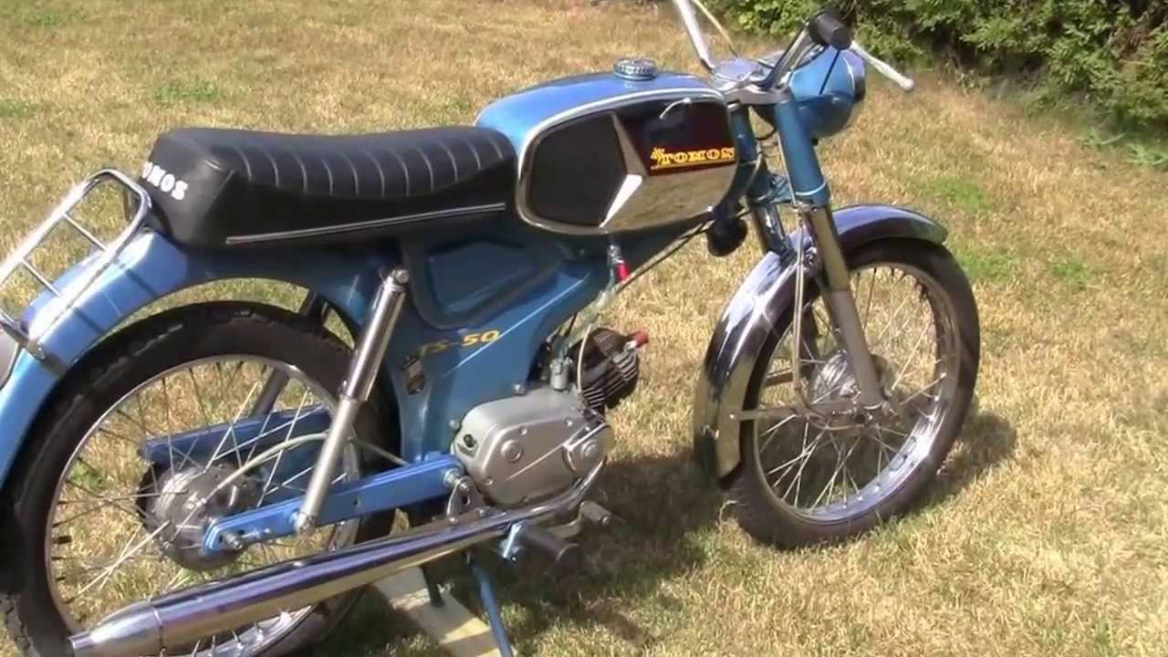Tomas moped 17