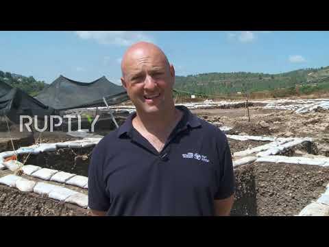 Israel: Neolithic 'mega Site' Discovered Near Jerusalem