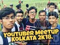 Download Youtuber Meet Up Kolkata 2018 || #Vlog1 || By The Humour HUB || Youtube Seminar