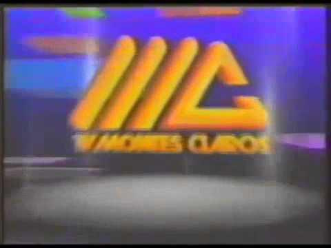 Raridade!!! Vinheta Tv Montes Claros (Sem Áudio, Sem Data E Incompleta)
