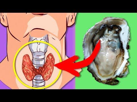 Щитовидка придёт в Норму! 13 продуктов, которые помогают лечить Щитовидную железу + Враги Щитовидки