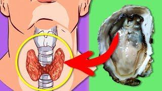 Щитовидка придёт в Норму 13 продуктов которые помогают лечить Щитовидную железу Враги Щитовидки