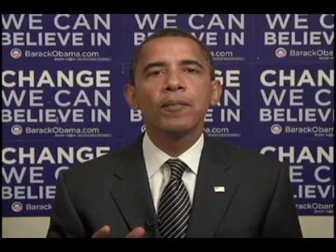 Obama - NCAI