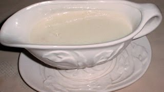 الصلصة البيضاء للشاورما والصاج ( الثومية )