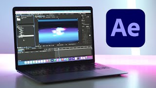 Adobe After Effects Running on the NEW M1 Macs (CPU & RAM Usage, Rendering, Performance)