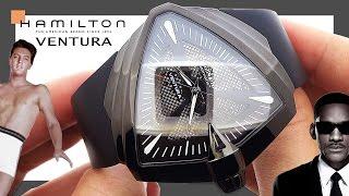 Hamilton Ventura XXL Elvis Presley Luxury Watch
