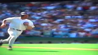 Mark Grace Wins Game For Chicago Cubs!
