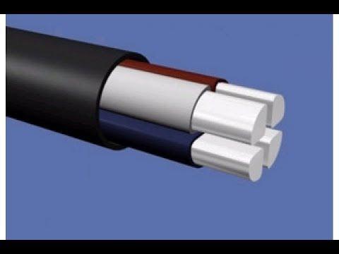 Алюминиевый кабель как правильно разобрать .Электротех.