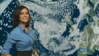 Lucy Verasamy ITV Weather 2017 04 04