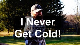 How to Stay Warm Deer Hunting | Cold Gear Review