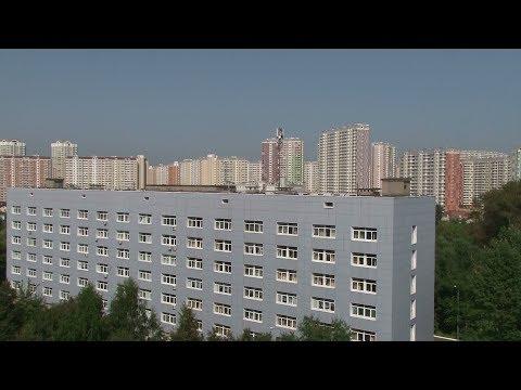 Центр медицинской реабилитации в Некрасовке