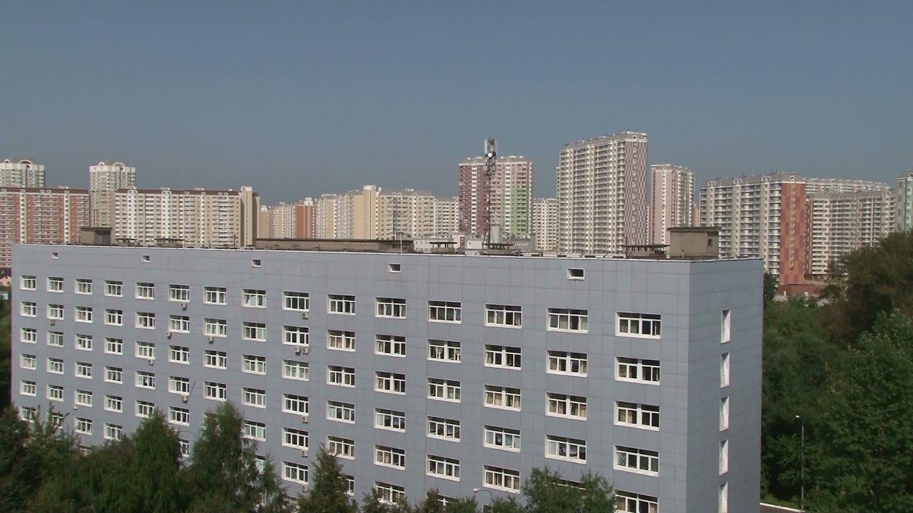 Центр медицинской реабилитации в Некрасовке - YouTube
