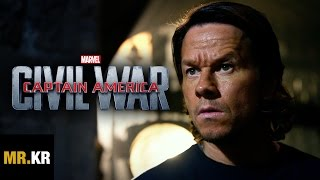 Captain America: Civil War - (Transformers: The Last Knight Style)