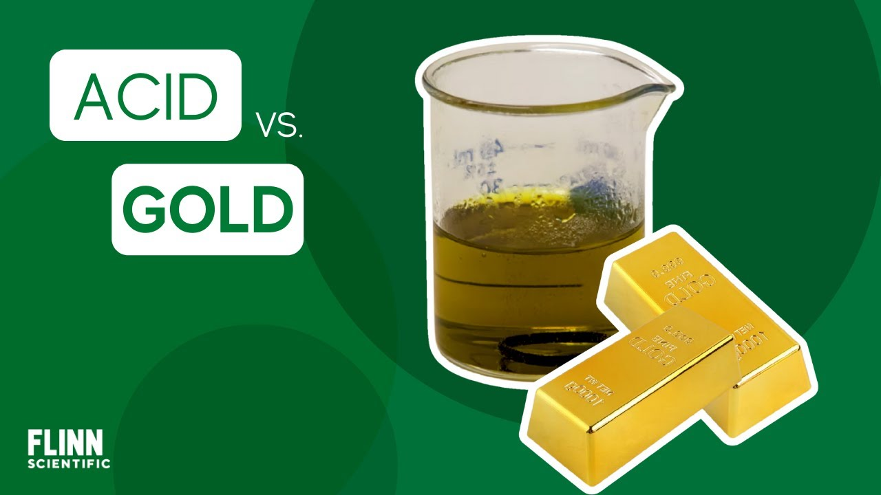 Acid Vs Gold