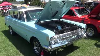 1964 Mercury Comet Wagon