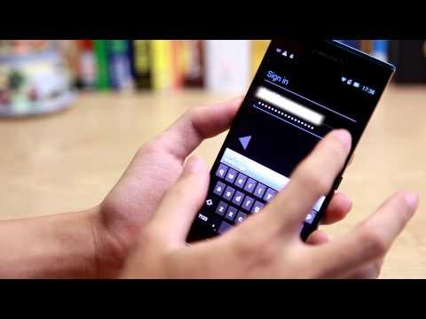Đánh giá nhanh Panasonic Eluga P02-E - CellphoneS