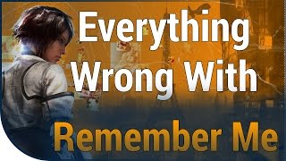 GAME SINS | Everything Wrong With Remember Me In Nine Minutes