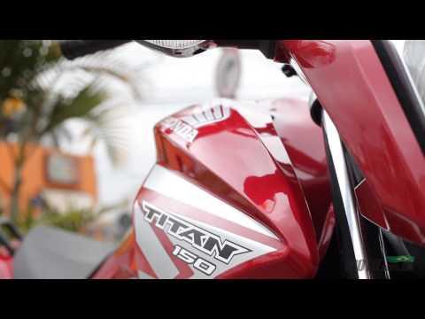 Nova Honda CG 150 Titan