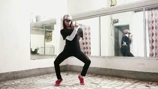 Lejalejare.  LEJA LEJA / DHVANI BHANUSHALI  on the spot dance choreography by binny popping and free