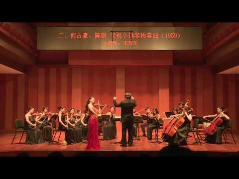 The Butterfly Lovers Violin Concerto (梁祝小提琴协奏曲)