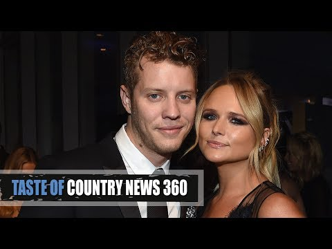 Miranda Lambert Serenades Boyfriend for his Birthday - Taste of Country News 360