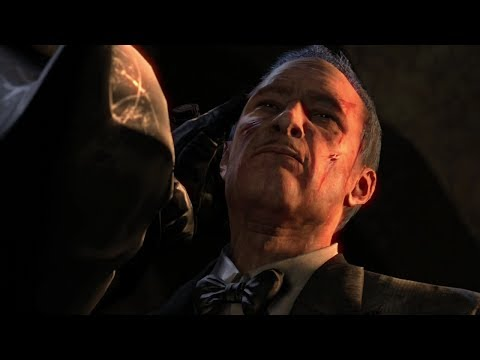 Batman: Arkham Origins - Saving Alfred