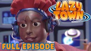 Lazy Town Full Episode I Zap It  Season 1 Episode 17