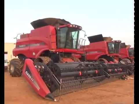 NIRSAL and MECA Partner on an Agricultural Machinery Refurbishment and Management Scheme - TVC News