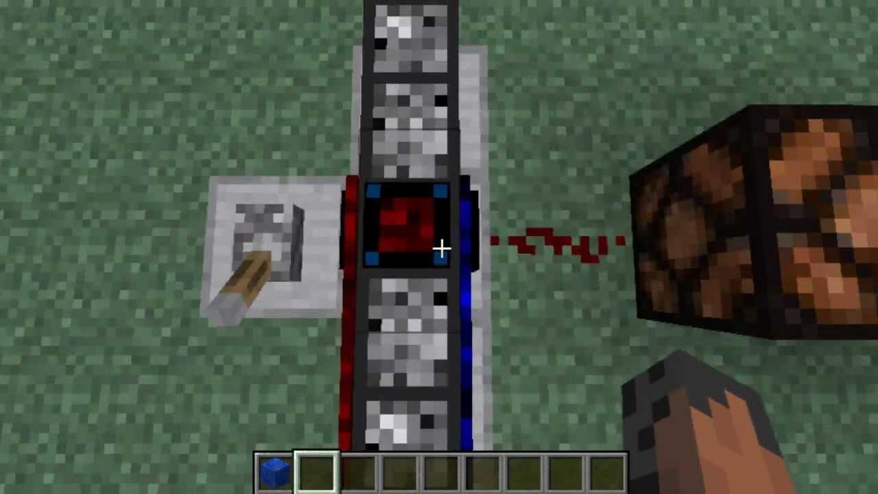 Buildcraft part12 b la logique c 39 est logique youtube for Porte logique
