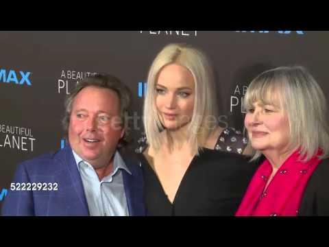 "Jennifer Lawrence attends ""A Beautiful Planet"" Premiere"