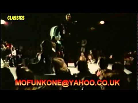 Edwin Starr - You've got my Soul on Fire.Rare Live TV Performance 1976