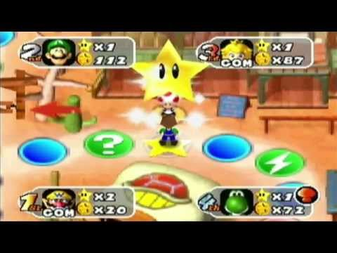 Let's Play Mario Party 2 - Western Land - Part 4 - I Threw It On The Ground!