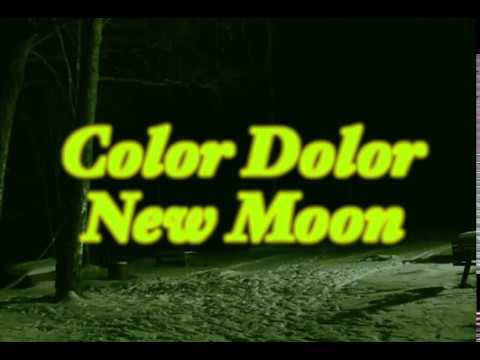 Color Dolor :  'New Moon'