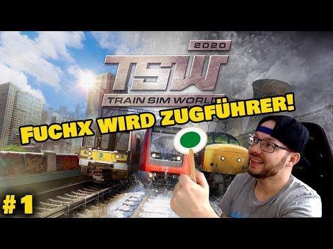 TSW 2020: Wie ich lerne einen Zug zu fahren!   Xbox Game Pass Spiel   Train Sim World