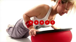 Produktvideo zu Gleichgewichtstrainer Togu Jumper Rot