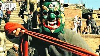 THE MAN FROM KATHMANDU Trailer - Jose Manuel Action Adventure Movie