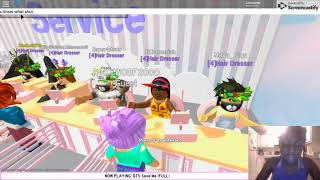 How to start drama in roblox #comdey