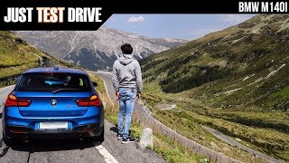BMW M140i | JUST TEST DRIVE [PROVA SU STRADA]
