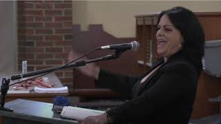 Mom in Carmel NY fights back against teaching critical race theory as board tries to tone police her