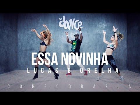 Essa Novinha - Lucas e Orelha - Coreografia    FitDance TV