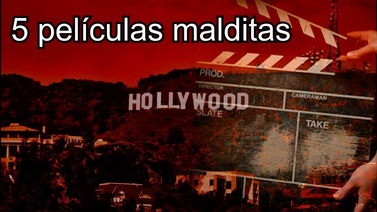 5 PELÍCULAS MALDITAS