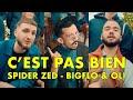 Capture de la vidéo Spider Zed, Bigflo &Amp; Oli - C'Est Pas Bien (Clip)
